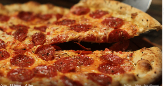Pepperoni and Mikey's Late Night Slice
