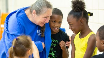 The Price Hill Recreation Center is more than just a place for playtime, it's security, it's mentoring, it's love.