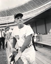 Cincinnati Reds Manager Sparky Anderson sent Johnny Bench to pinch-hit for shortstop Dave Concepción in the bottom of the ninth inning on July 1, 1973.