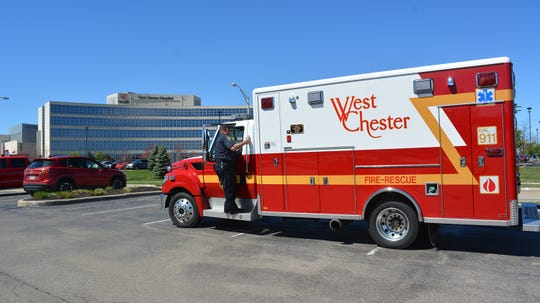 The American Heart Association recognizes West Chester Fire Department with top EMS award. Visit www.WestChesterOH.org for more WCFD news.