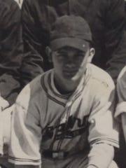 Don Zimmer at Western Hills High School.
