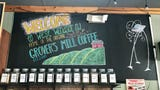 See and learn the story behind Grover's Mill Coffee Co.