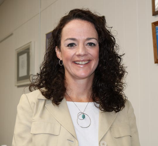 At its public meeting on June 25, the Westfield Board of Education unanimously approved the appointment of Mary Asfendis as principal of Westfield High School, effective Aug. 1, 2019.