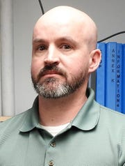 Rob McMasters, Director of Coshocton County Emergency Management Agency.