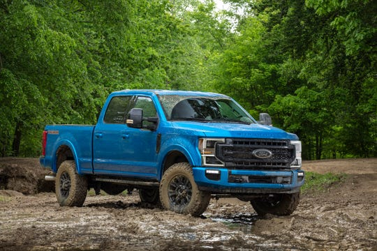 New Ford Truck >> 2020 Ford F 250 And 350 Tremor Trucks Boast Lift Kit Rock