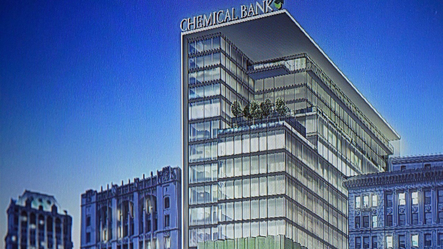 Chemical Bank headquarters gets $17M in incentives