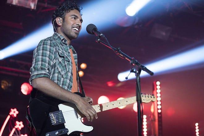 "Himesh Patel in ""Yesterday."""