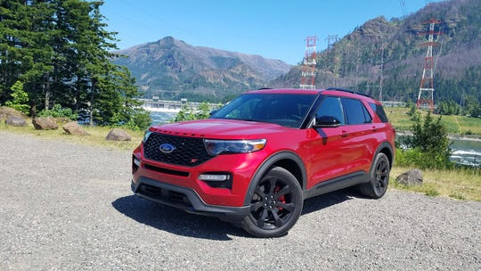 Model-year 2020 Ford Explorers and Lincoln Aviators may be missing a manual park-release cover.
