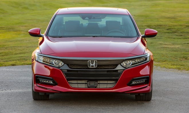 About two-thirds of Honda's cars are assembled in the U.S., which is more than General Motors Co. and Fiat Chrysler Automobiles NV, Kelsey Mays, senior editor of Cars.com, said.