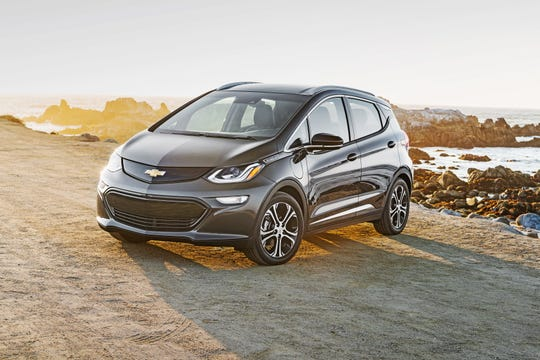 Built in a metro Detroit auto plant by union labor, the U.S. and Canadian content General Motors Co.'s Chevrolet Bolt battery-electric vehicle totals just 18 percent.