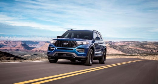 Payne New Ford Explorer Reaches Further At A Price