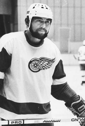 Vaclav Nedomansky played with the Red Wings from 1978-82.