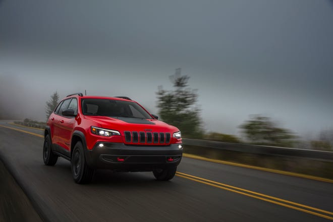 Cars.com says the most American vehicle for 2019 is the Jeep Cherokee from Fiat Chrysler Automobiles, headquartered in London and incorporated in the Netherlands.