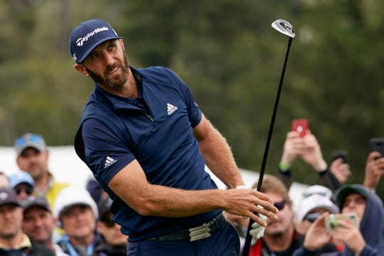 Dustin Johnson is the 6-to-1 favorite to win the Rocket Mortgage Classic, according to VegasInsider.com.