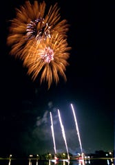 Eldridge Park in Elmira will hold its annual Fireworks Night on June 29.