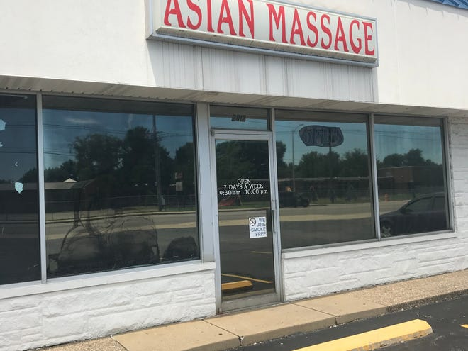 Several Evansville Massage Parlors Investigated For Sexual Favors