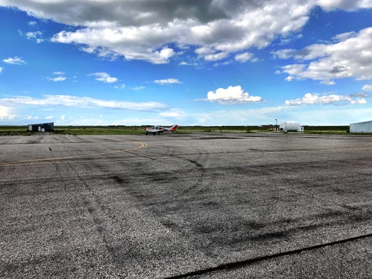 The Choteau Airport recently received a grant.