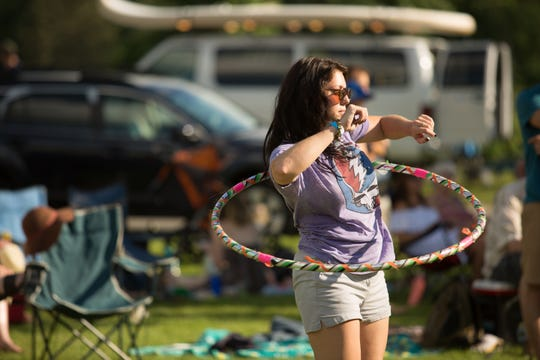 The third annual Ithaca Reggae Fest was held in Stewart Park in June.