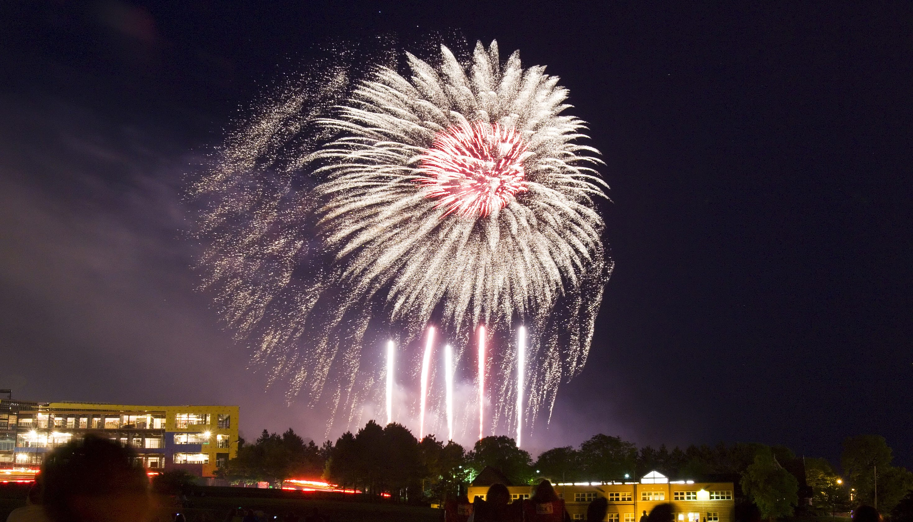 Where to find Fourth of July fireworks near Ithaca, NY and PA