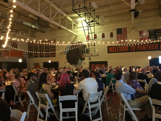 The annual gala at Powell High School is always a great event.