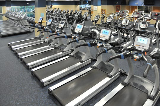 Treadmills are still in demand.