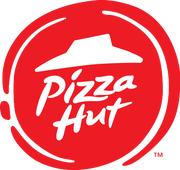 This Pizza Hut logo was introduced in 2014.