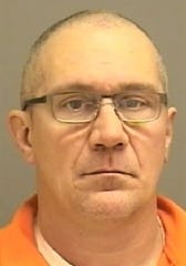 Timothy J. Hallet, from a 2017 incarceration at Manitowoc County Jail.
