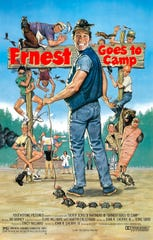 "Made in Tennessee, ""Ernest Goes to Camp"" launched a series of Jim Varney movies."