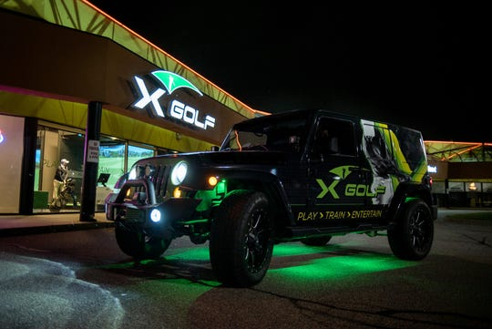 X-Golf, a California-based golf simulation firm, will open its first Wisconsin franchise location, in Brookfield.
