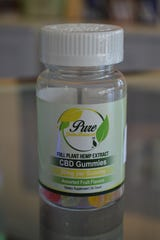 CBD Gummies are $41.99 at Pure Golden Botanicals.