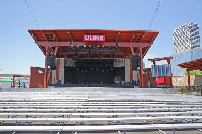 Summerfest stages will be empty in June and July, when the Big Gig was supposed to take place. The Milwaukee festival has been postponed for the first time in its 53-year history to September, due to the coronavirus pandemic.