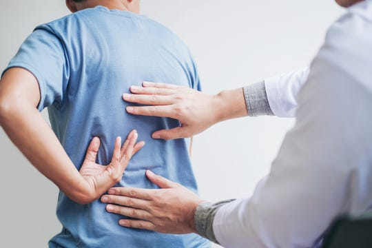 According to Orthopaedic and Spinal Surgeon, Michael McNamara, M.D., spinal stenosis is a condition that occurs as the spinal canal narrows, restricting or compressing the nerve roots and spinal cord. Credit