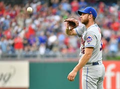 Mets, Steven Matz unravel in blowout loss to Phillies