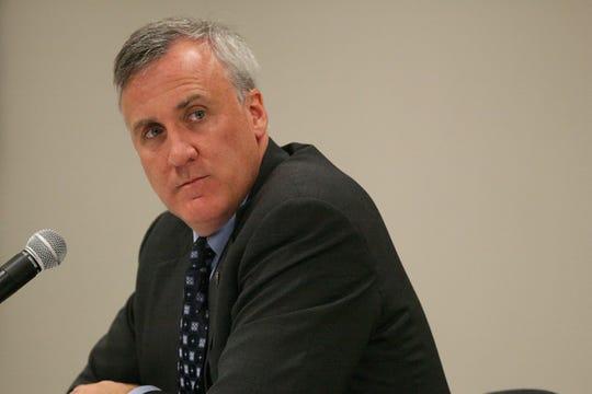 Dennis McNerney during a 2010 debate.
