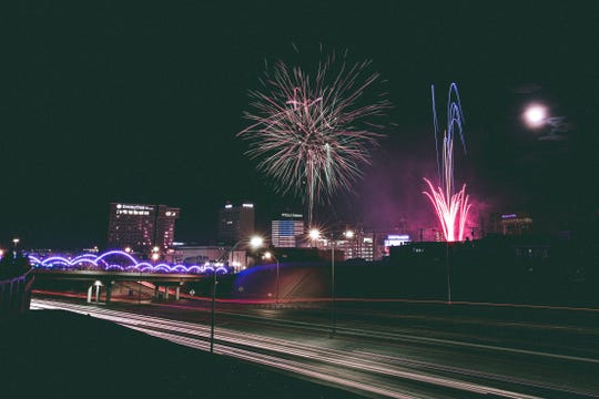 The El Paso Chihuahuas fireworks. Check out a list of Fourth of July events happening in the Las Cruces area at lcsun-news.com.