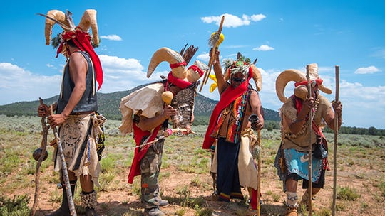 """The Havasupai of the Grand Canyon fight to protect their drinking water and way of life in the film """"Too Precious to Mine."""""""