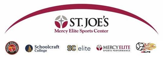 Schoolcraft College is partnering with St. Joe's to build the Mercy Elite Sports Center.