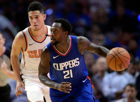 Would Patrick Beverley be a great fit with Devin Booker and the Phoenix Suns in NBA free agency?