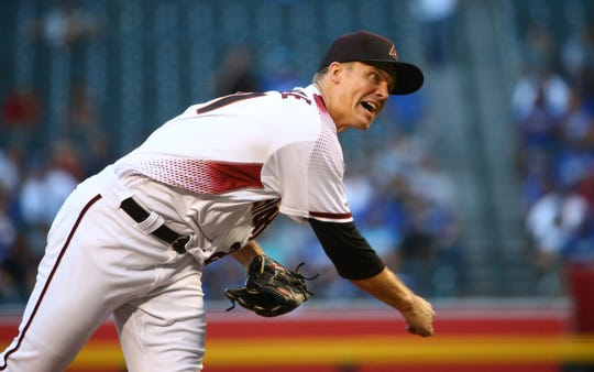 Zack Greinke is no longer and Arizona Diamondbacks player and some people are not happy about it.