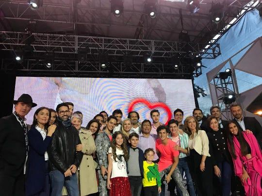 """Juan Osorio está muy agradecido de la buena respuesta que ha tenido el proyecto de """"Los Aristemo"""", por lo que invitó al público que los sigue para disfrutar del lanzamiento de la serie """"Juntos, el Corazón Nunca se Equivoca""""."""