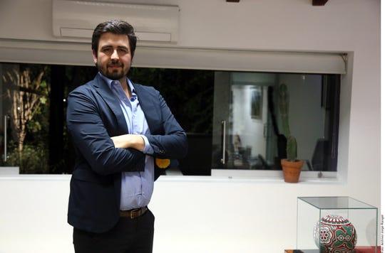 Amaury Vergara, hijo del propietario del club Jorge Vergara, toma la presidencia del equipo.