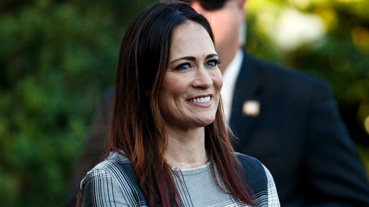 Stephanie Grisham, new White House press secretary, had controversial Arizona career