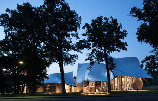 The Richard B. Fisher Center for the Performing Arts at Bard College is home to the annual SummerScape.