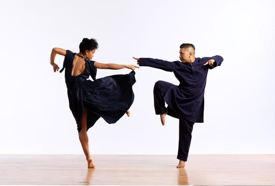 "Evidence, A Dance Company and its founder and artistic director, Ronald K. Brown, make their Bard SummerScape debut with the world premiere of ""Grace and Mercy. """