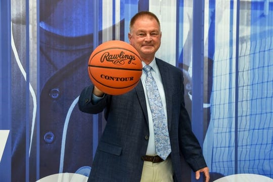 Former Dallastown athletic director Tory Harvey has taken over as the Penn State York women's basketball head coach.