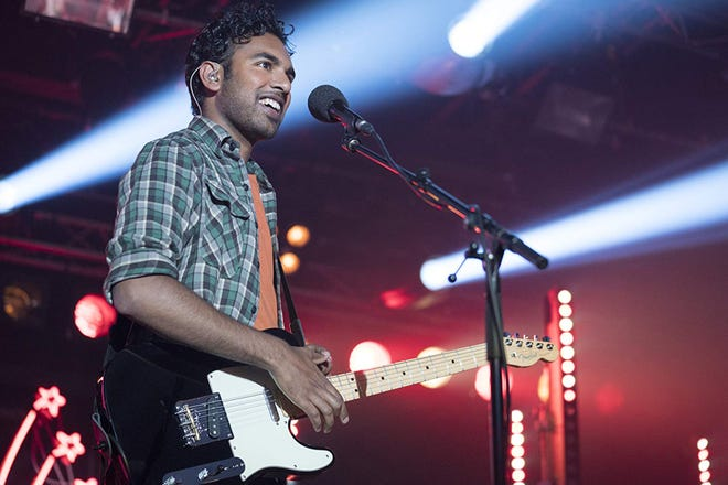 "Himesh Patel stars in ""Yesterday."" The movie opens Thursday at Regal West Manchester and Frank Theatres Queesngate Stadium 13."