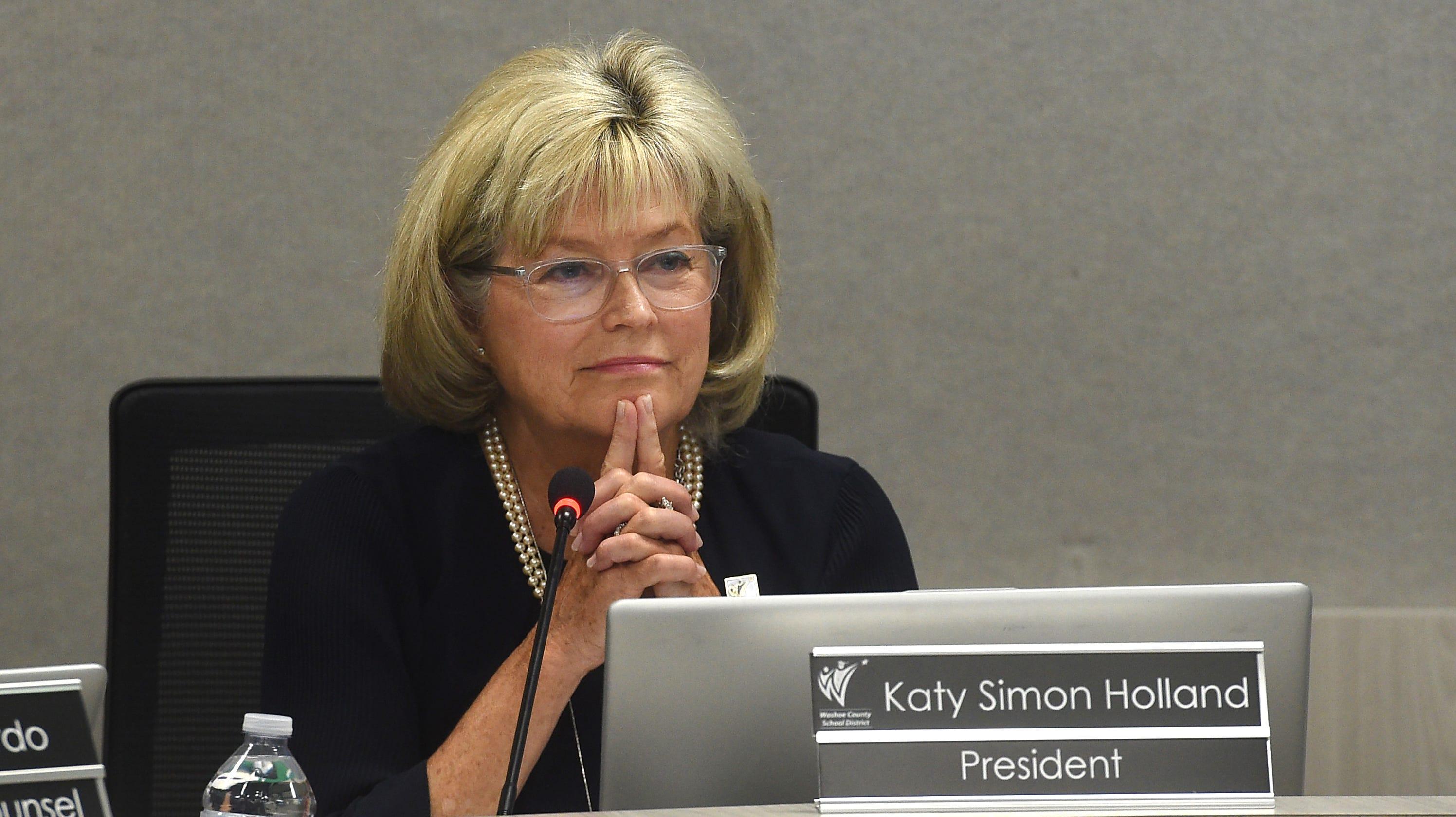 Katy Simon Holland and Malena Raymond won't run for re-election on WCSD board