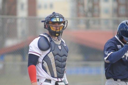Shippensburg catcher Jack Goertzen was named to the 2019 Google Cloud Academic All-America Baseball First Team.