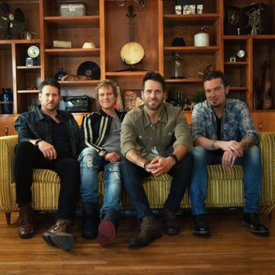 The Cowboy Coast Saloon in Ocean City will present North Carolina country music quartet Parmalee at 9 p.m. on Tuesday, July 2. Tickets are $15.