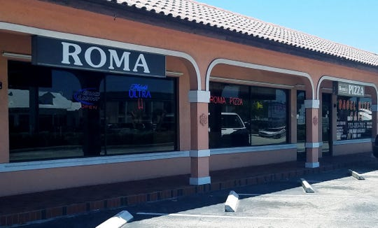 Roma Pizza is at 978 S.W. Martin Downs Blvd. in Palm City. This family-owned-and-operated establishment has been in business since 1992.